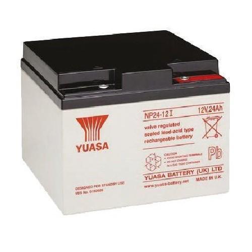 Batterie YUASA NP24-12l - 12Volts  24Ah