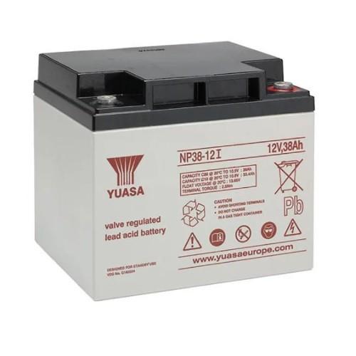 Batterie YUASA NP38-12l-12Volts 38Ah