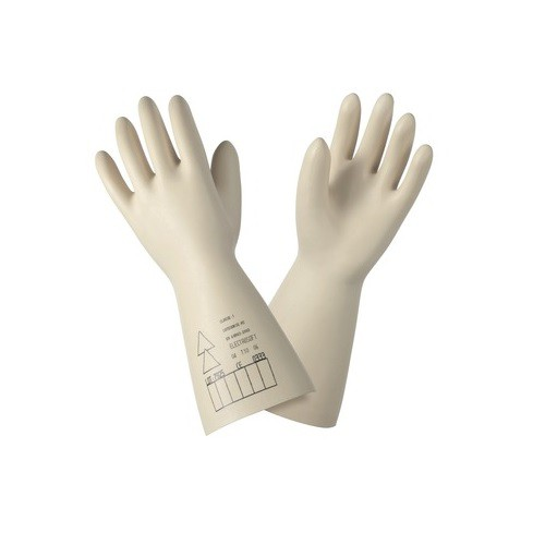 Gants Isolants Latex Classe 3 Long 36 cm Taille 11