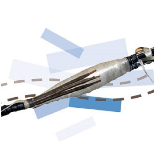 JTR1 RSM 50-240² Alu-Cu Tripolaire à serrage mécanique