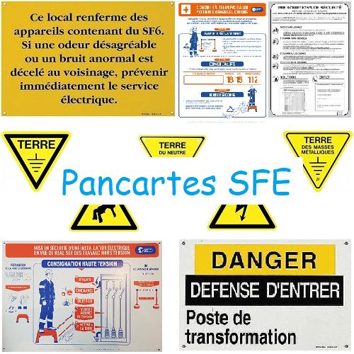 KIT Affichage Réglementaire C13200 SFE