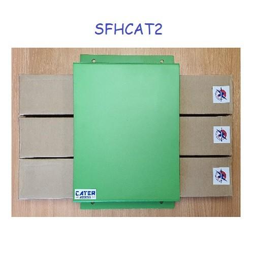SFHCAT2 - Râtelier Fusible HT position horizontal DIN