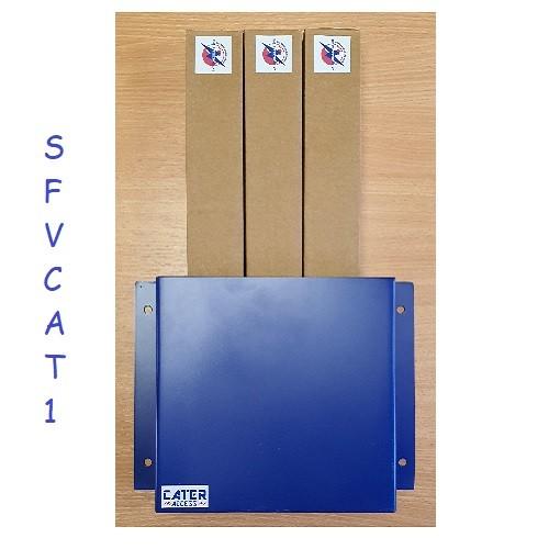 SFVCAT1 - Râtelier Fusible HT position vertical UTE