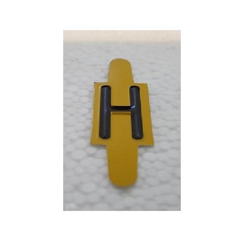 Vignette lettre H pour Pancarte Enédis