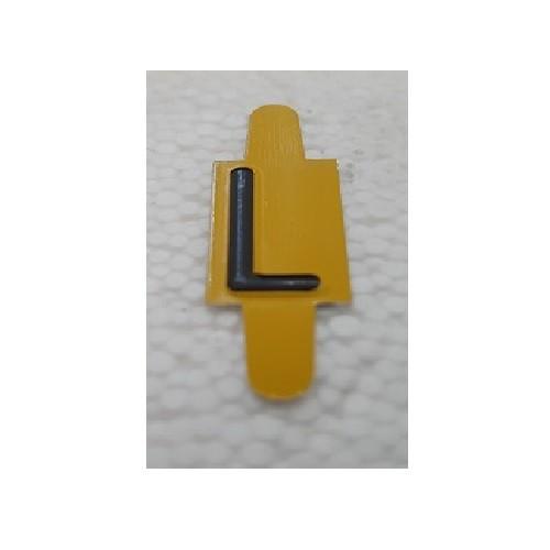 Vignette lettre L pour Pancarte Enédis
